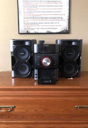 Sony Hi-Fi Stereo System for Sale in Oak Lawn, IL