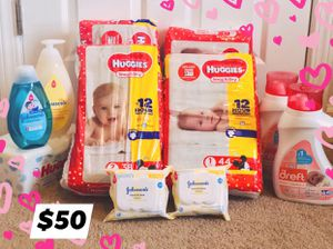 Huggies Baby Bundle! for Sale in Fort Mill, SC