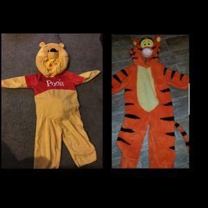 $20 each Disney Winnie the Pooh and Tigger 12 to 18 months baby costume for Sale in El Monte, CA