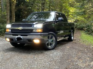 2005 Chevy Silverado 4x4 for Sale in Tacoma, WA