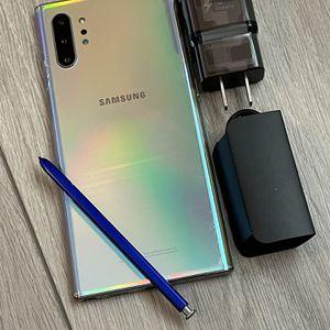 Samsung Galaxy Note 10 Plus (256gb) Auro Glow UNLOCKED for Sale in Round Rock, TX