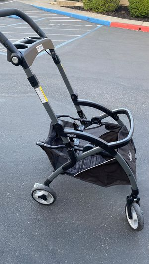 GRACO car seat stroller click & connect for Sale in Pittsburg, CA
