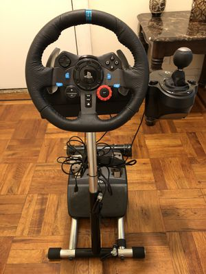Logitech G20 Wheel / Stand/ shifter. for Sale in The Bronx, NY