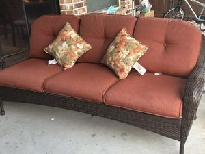3 seater outdoor furniture- never used for Sale in McKinney, TX