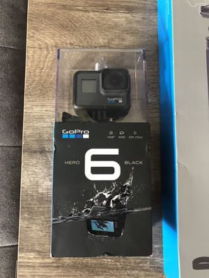 GoPro Hero 6 Black Bundle (Brand New) for Sale in Edgewood, WA