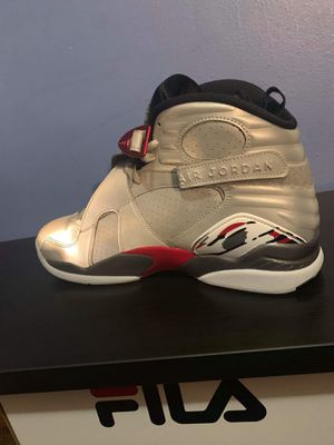Jordan retro 8 reflectives for Sale in IND HEAD PARK, IL