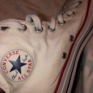 White Converse for Sale in Auburn, WA