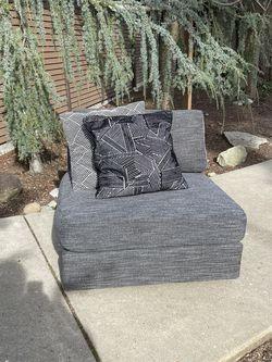West Elm Urban Armless Arm Chair for Sale in Redmond,  WA