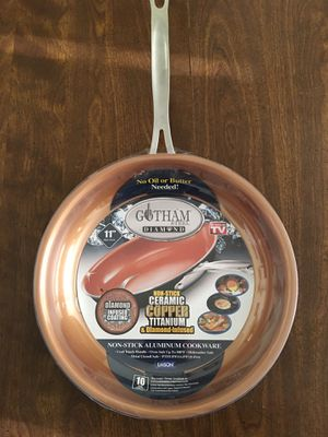 Gotham Copper Pan for Sale in Abilene, TX