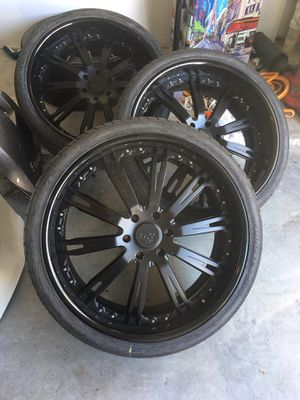 24 inch Core Wheels for Sale in Miramar, FL