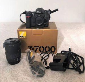Nikon D7000 Camera Body +/- Nikon/Tamron Lens SP AF 28-75mm f/2.8 for Sale in Chicago, IL