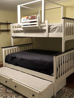 Bunk Bed With 3 Beds for Sale in Voorhees Township,  NJ