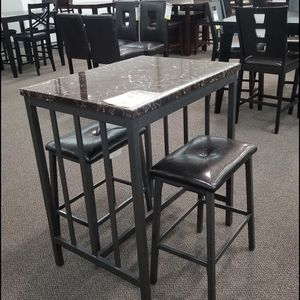 3 piece bar stool for Sale in Los Angeles, CA