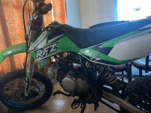 RFZ RACING DIRT BIKE for Sale in Fort Worth, TX