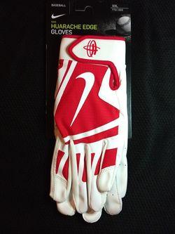 New Nike Huarache Edge Batting Gloves Men's Size XXL for Sale in San Diego,  CA