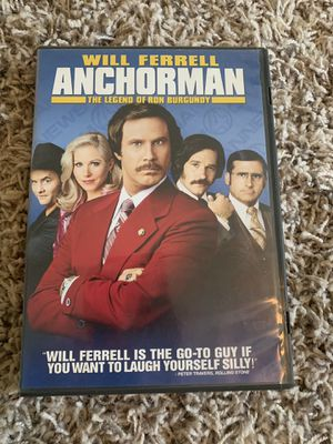 Anchorman on DVD for Sale in Hanford, CA