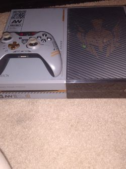 Xbox One Call Of Duty Console for Sale in Bloomington,  IN