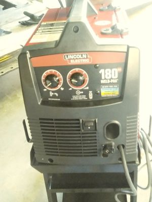 Lincol welder 180 for Sale in Balch Springs, TX