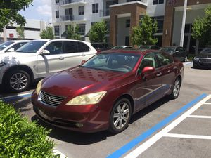 Lexus es350 2007 for Sale in Opa-locka, FL
