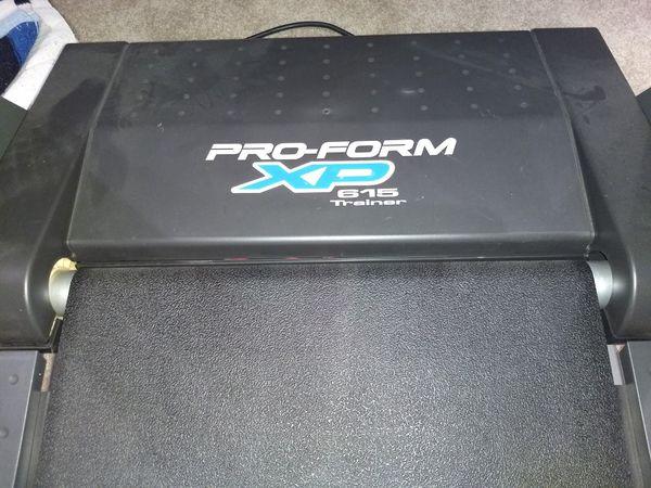 Treadmill ProForm XP 615 trainer