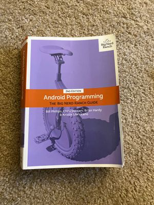Book Android Programming for Sale in Austin, TX