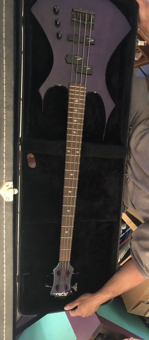 bass guitar for Sale in San Leandro, CA