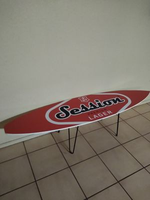 Sessions Surfboard Coffee Table. for Sale in Peoria, AZ