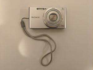 Sony Cyber-shot digital camera for Sale in Seattle, WA