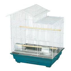 Bird Cage With Water And Food Bowls for Sale in Queens,  NY