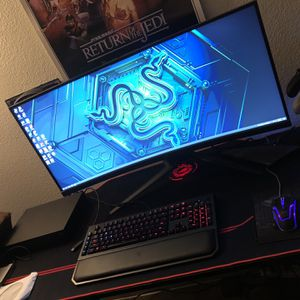 Asus ROG Strix 34 ultraWide Gaming monitor for Sale in Paradise, NV