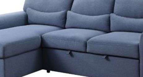 Sleeper Sectional//financing available for Sale in Hialeah,  FL