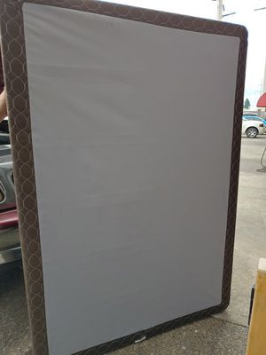 Free , Queen size box spring for Sale in Keizer, OR