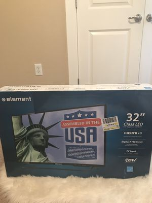 "Brand New 32"" Tv. Never opened. Still in box. for Sale in Austin, TX"