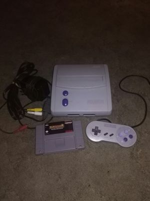 Super Nintendo for Sale in St. Louis, MO