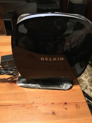 Belkin Router N750 DB for Sale in Centreville, VA