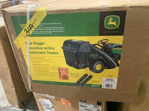 John Deere 42 in. Twin Bagger for 100 Series Tractors for Sale in Phoenix, AZ