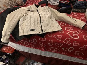Women's motorcycle jacket for Sale in Columbus, OH