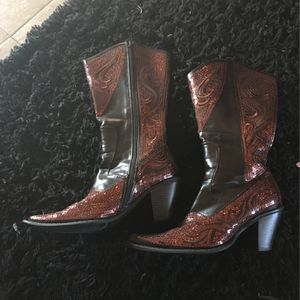 Brand New Helen's Heart Boots Size 7 for Sale in Noble, OK