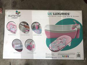Luxury baby bath for Sale in Salida, CA
