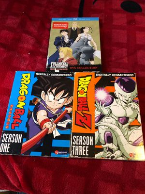 Collectible dragon ball z for Sale in Oakland, CA