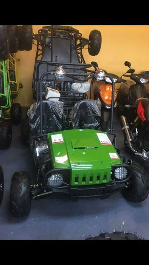 Keep 125cc go kart new for Sale in Grand Prairie, TX