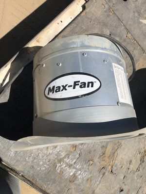 Max Fan for Sale in Los Angeles, CA
