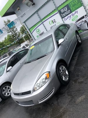 2006 chevy impala. MECHANICAL SPECIAL NEEDS TRANSMISSION !!! for Sale in Miami, FL