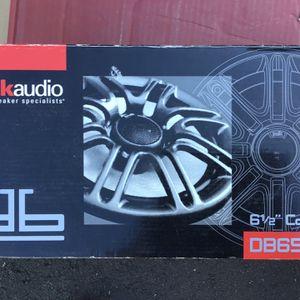 Polk Audio db460 Car Speakers for Sale in Stamford, CT