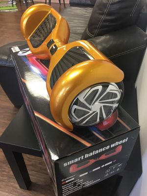 Hoverboard Gold for Sale in Tampa, FL