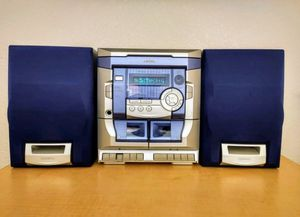 Everything Works!!! Beautiful Aiwa Stereo System!!! for Sale in Guadalupe, AZ