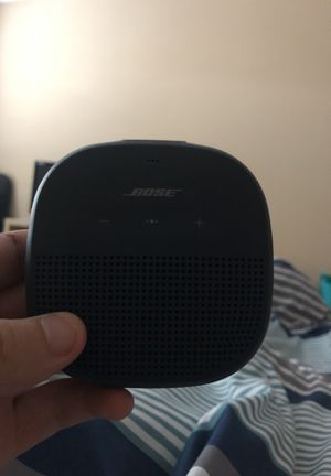 Bose micro soundlink for Sale in Maple Valley, WA