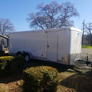 2007 Interstatecargo 20ft enclosed Cargo Trailer for Sale in Oroville, CA