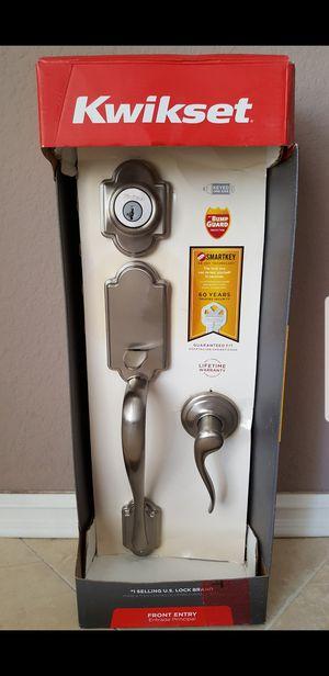 Kwikset Arlington front door lock for Sale in Moreno Valley, CA