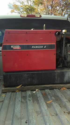Lincoln electric ranger 8 welder generator for Sale in St. Charles, MD